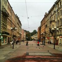 Photo taken at Финский переулок by Danil M. on 9/17/2013