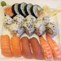 Photo taken at Nikko Sushi by Michael N. on 12/21/2013