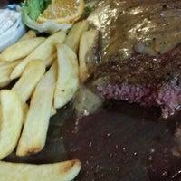 Photo taken at Highland Steak House by Lukáš S. on 2/14/2016