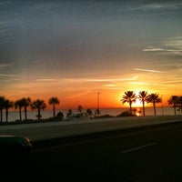 Photo taken at Courtney Campbell Causeway by Moises R. on 12/17/2012