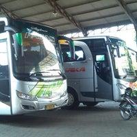 Photo taken at Terminal Bus Pusaka & Anugerah by Eddy A. on 2/23/2014