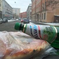 Photo taken at Лавашная by Dimka P. on 2/25/2016