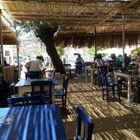 Photo taken at Gumusluk Koy Kahvesi by kenan S. on 7/20/2014