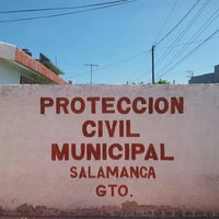 Photo taken at Protección Civil Salamanca by Christian P. on 8/16/2013