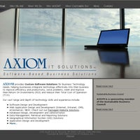 Photo taken at AXIOM IT Solutions, Inc. by AXIOM IT Solutions, Inc. on 8/16/2013