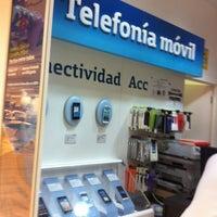 Photo taken at Movistar Los Arcos by Antonio on 6/17/2013
