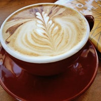 Photo taken at Bradbury's Coffee by g on 3/4/2013