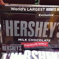 Photo taken at The Hershey Chocolate Factory by Emily M. on 8/19/2013