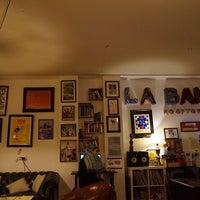 Photo taken at La Banda Rooftop Hostel by Bruno C. on 11/19/2014