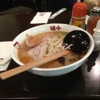 Photo taken at Ajisen Ramen 味千拉面 by Jak T. on 6/7/2013