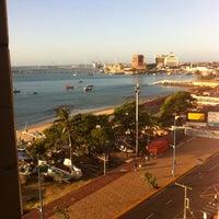 Photo taken at Vela e Mar Hotel Fortaleza by Bruna S. on 8/16/2013
