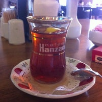 Photo taken at Hanzade Cafe & Restaurant by Oğuz Ş. on 9/21/2013