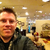 ... Photo Taken At Ashley Furniture HomeStore By Kevin K. On 4/1/2013