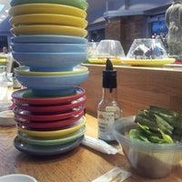 Photo taken at Sushi Circle by Moritz M. on 8/27/2013