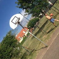 Photo taken at Tha Slam Dunk Rim by VIktor H. on 6/21/2014