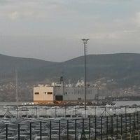 Photo taken at Ford Otosan Liman İşletme by Özgür K. on 11/6/2013