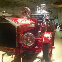 Photo taken at Owls Head Transportation Museum by Frank R. on 10/21/2012