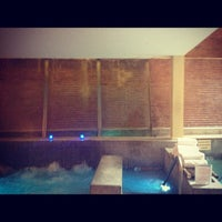 Photo taken at Great Jones Spa by Jessica A. on 12/22/2012