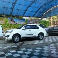 Photo taken at Prima Mandiri Service - Car Wash by Peter C. on 11/3/2013