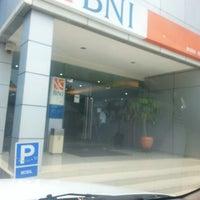 Photo taken at BNI Bona Indah by Peter C. on 10/25/2013