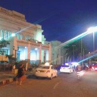 Photo taken at Terminal Bus Tanjung Priok by rifky a. on 12/28/2014