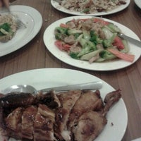 Photo taken at Aristocrat Chinese Restaurant by Samantha A. on 8/17/2013