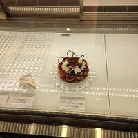 Photo taken at タント・マリー 湯島本店 by Fumitaka K. on 7/4/2014