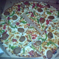 Photo taken at Domino's Pizza Team Linda Vista/USD by Anna A. on 10/11/2013