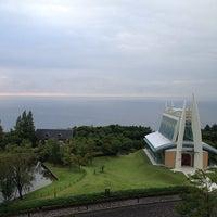 Photo taken at Hilton Odawara Resort & Spa by Yoichi K. on 7/19/2013