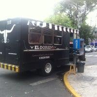 Photo taken at El Dorado Food Truck by Joak R. on 5/25/2014