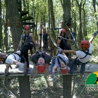 Photo Taken At Lake Geneva Canopy Tours By Sunee L On 9 16