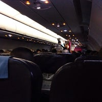 Photo taken at Wizz Air A320 by Andrea C. on 10/29/2013