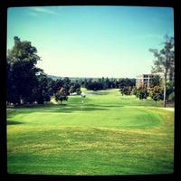 Photo taken at The Golf Club at Ballantyne by Glenn F. on 10/4/2012