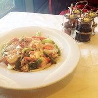Photo taken at Siamese Street Restaurant by Amanda C. on 3/14/2014