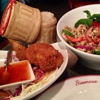 Photo taken at Siamese Street Restaurant by Amanda C. on 9/14/2013