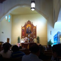 Photo taken at Our Lady of Perpetual Help Church by Peter F. on 5/5/2012