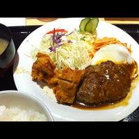 Photo taken at 街角食堂 ごっちゃん by Go on 5/2/2012
