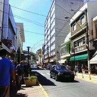 Photo taken at Rua Coronel Pedro Penteado by Clau T. on 2/5/2012