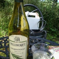 Photo taken at Willowcroft Farms Winery by Katie K. on 8/12/2012