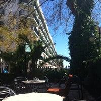 Photo taken at Baskin Café by Naga S. on 3/14/2012