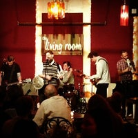 Photo taken at The Living Room by Adam S. on 1/20/2013
