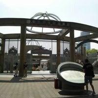 Photo taken at Tennoji Zoo by yu-i on 5/16/2012