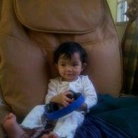 Photo taken at Little Arissa's Home by Haryati K. on 5/14/2012