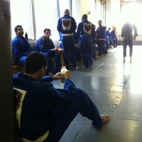 Photo taken at Modern Martial Arts by Kelly B. on 9/8/2012