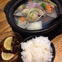 Photo taken at Sushi Bay by Graeme O. on 11/26/2013