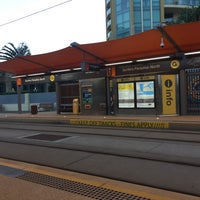 Photo taken at Surfers Paradise North Station by Graeme O. on 7/3/2017
