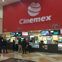 Photo taken at Cinemex Premium Metepec by Víctor Hugo P. on 6/10/2016