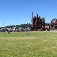 Photo prise au Gas Works Park par Vanessa A. le6/30/2013