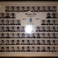 Photo taken at Sigma Chi Fraternity - Rensselaer Polytechnic Institute by Mark D. on 10/3/2015