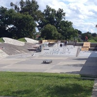 Photo taken at Skate Park by Clément N. on 9/10/2013